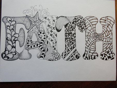 Art, Zentangle, Pen Drawing, Ink Drawing