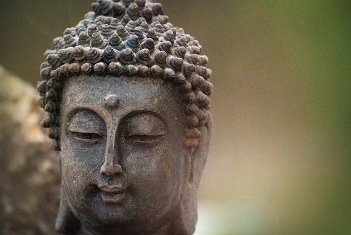Zen, Buddha, Reflection, Brightness, Aura, Peace