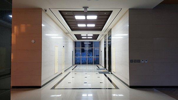 Building, Company, Lobby