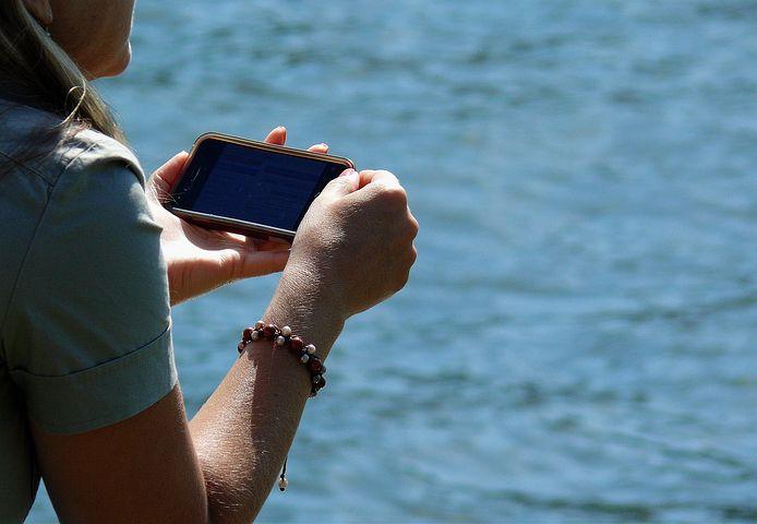 Smartphone, Call, Responsive, Work, Business