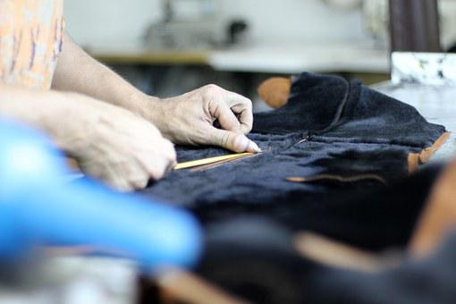 Manufacture, Stitching, Busy, Clothes, Clothing