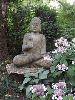Buddha, Fig, Statue, Sculpture, Buddhism, Fernöstlich