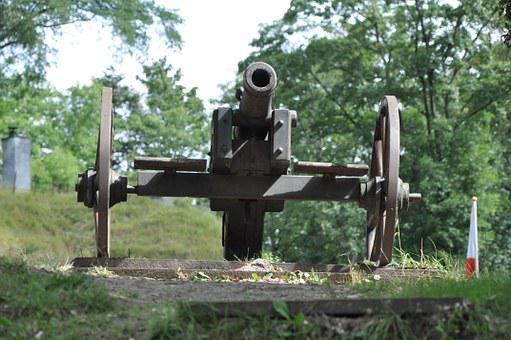 Cannon, Artillery, Weapon, Forty, The Fort Of Gerhard