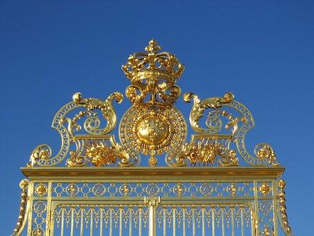 Gate, Golden, Architecture, Attraction, Touristic