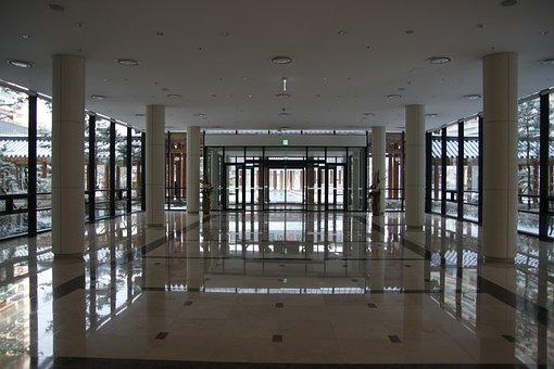 Lobby, Hotel Lobby, Interior