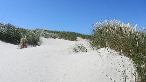 Beach, Dune, North Sea, Nordfriesland, Baltic Sea, Sand