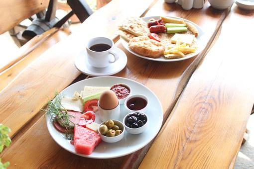 Have A Picnic, Table, Food, Breakfast, Coffee, Tea, Egg