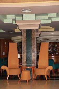 Throne, Chairs, Lobby, Decor, Furniture, Interion