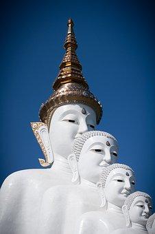 Petchaboon, Thailand, Wat Pha Hidden Glass