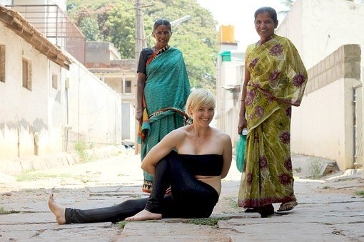 Yoga, Zen, Marichasana, Ashtanga, India, Fitness, Asana