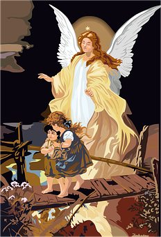 Guardian Angel, Angel, Guardian, Spiritual, Angelic