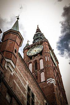 Gdańsk, The Old Town, Architecture