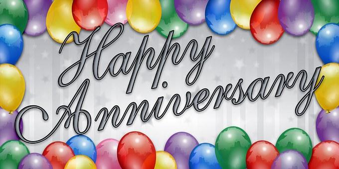 Anniversary, Celebration, Occasion, Happy, Celebrate