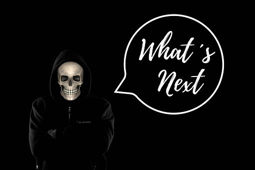 Skull And Crossbones, Death, Hood, Grim Reaper