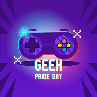 Geek Pride Day, Geek, Day, Holiday, Celebration, Banner