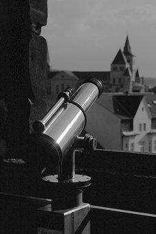Telescope, Binoculars, Outlook, Optics, Foresight