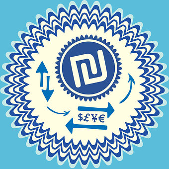 Israeli New Shekel, Israel Ils, Shekel Badge