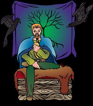 Odin, Norse, Viking, Nordic, Pagan