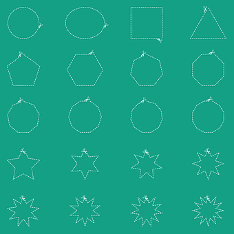 Basic Shapes, Circle, Triangle, Sphere, Figure, Form