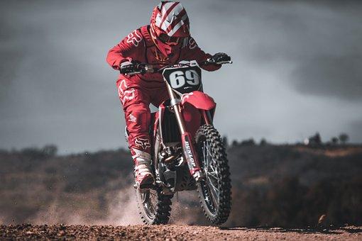Motocross, Motorcycle, Sport, Moto, Wheel, Motorcycles