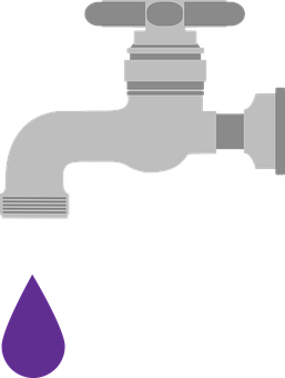Graphic, Faucet, Plumbing, Pipe, Spout, Water
