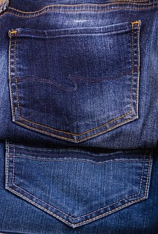 Jeans, White, Denim, Blue, Clothing, Fashion, Cotton