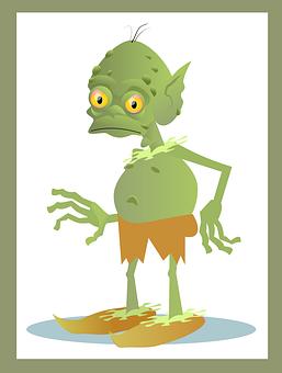Goblin, Goon, Creature, Troll, Gnome, Monster