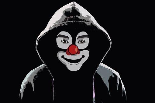 Online Troll, Cyber Bullying, Hater, Joker