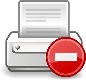 Printer, Printer Error, Printer Offline