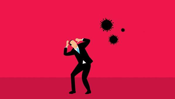 Coronavirus, Virus, Fear, Hide, Health, Healthcare