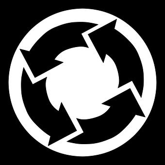 Arrows, Synchronize, Update, Circular, Circulation