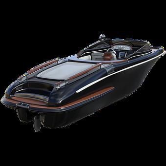 Speedboat, Fast, Water, Motorboat, Sea