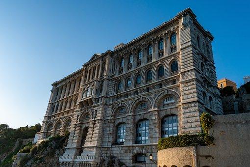 Building, Monaco, City, Architecture, Water, Europe