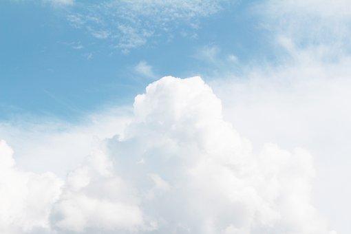 Blue, Sky, Fresh, Clean, Air, Cloud, Environment