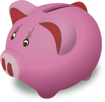 Piggy Bank, Coin, Dollar, Slot, Save, Money, Child