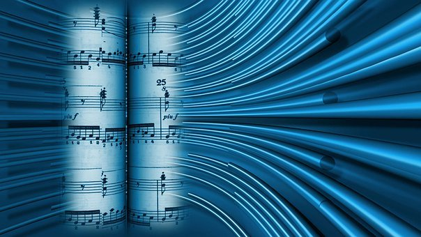 Music, Notes, Musical, Sound, Note, Melody, Hearing