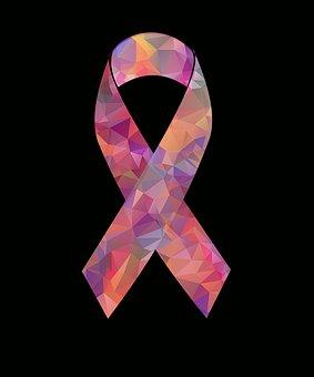 Red Tie, Pink Tie, Cancer, Breast Cancer