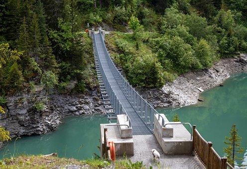 Gateway Himalayan, St Guérin, Savoie, Lake, Dam