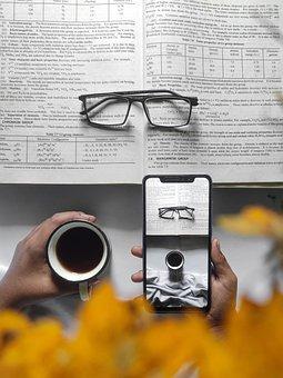 Tea, Book, Study, Learning, Good Morning, Tea Time