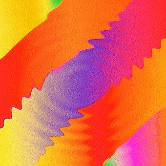 Digital Paper, Watercolor, Abstract, Scrapbooking