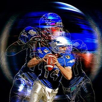 Football, American Football, Game, Sport