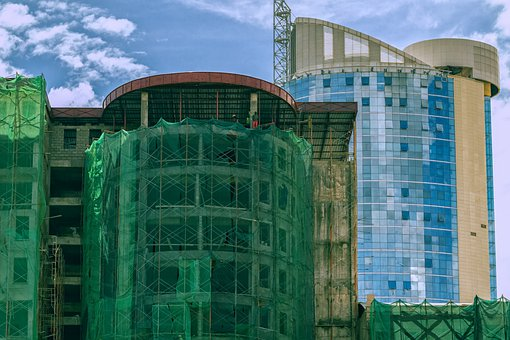 Kigali, Rwanda, Africa, Building, Architecture, Travel