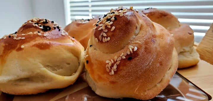 Bread, Bakery, Food, Breakfast, Kitchen, Turkish