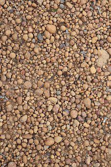 Gravel, Pattern, Texture, Stones