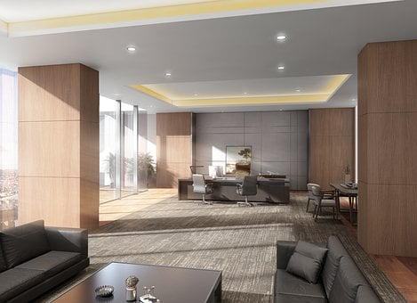 Office, Meeting Room, Business, Design, Interior