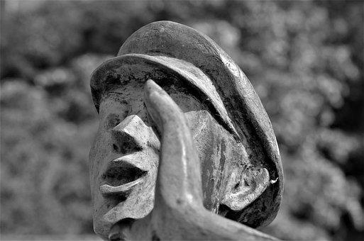 Sailor, Sculpture, Monument
