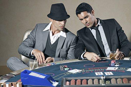 Casino, Poker, Playing, Studio, Bet, Gambling, Game