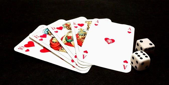 Luck, Gambling, Cards, Gamble, Cube, Play, Poker