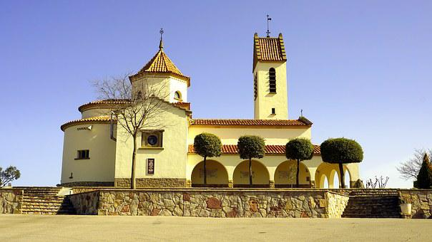 Lourdes Shrine, Cult Place, Church, Religion