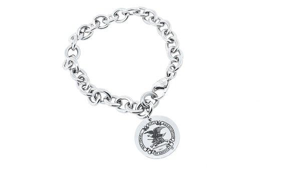 Bracelet, Jewelry, Nra, Female, Accessories, Fashion